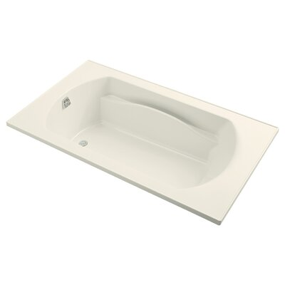 Lawson 72 x 42  Soaking Bathtub Finish: Biscuit