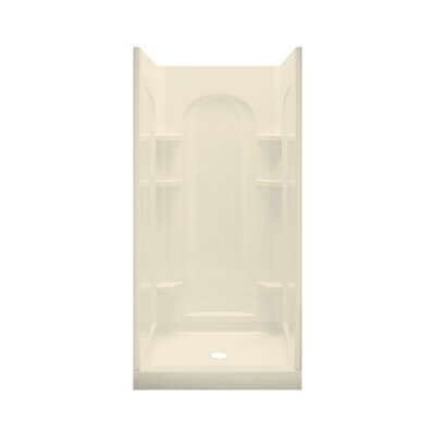 Sterling by Kohler Ensemble Curved Shower Kit - Finish: Almond at Sears.com
