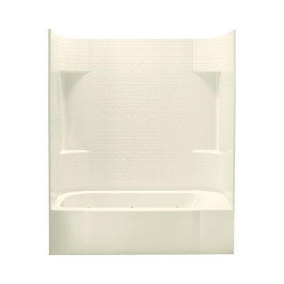 Accord 72 x 93 Whirlpool Bathtub Finish: Biscuit