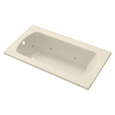 Lawson 32 Whirlpool Bathtub Finish: Almond
