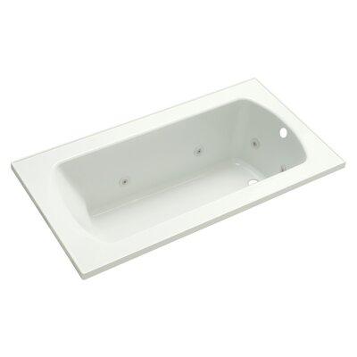 Lawson 32 Whirlpool Bathtub Finish: White