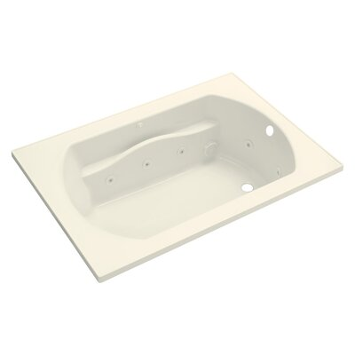 Lawson 42 Whirlpool Bathtub Finish: Biscuit