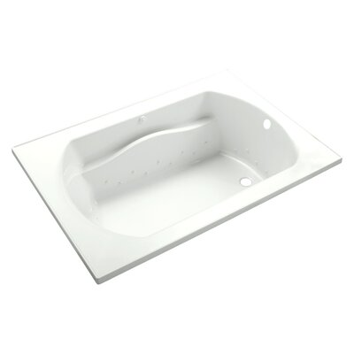 Lawson 42 Air Bathtub Finish: White