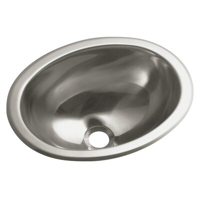 Entertainment Self Rimming Bathroom Sink