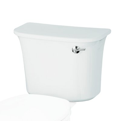 Stinson 1.6 GPF Toilet Tank Finish: White