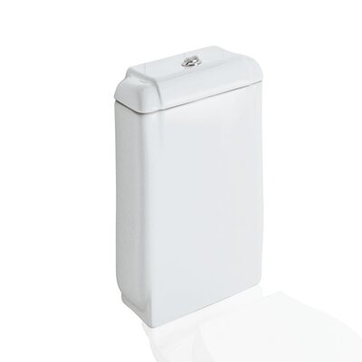 Rockton 1.6 GPF Toilet Tank Finish: White