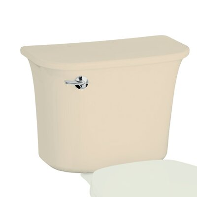 Stinson 1.28 GPF Toilet Tank Finish: Almond