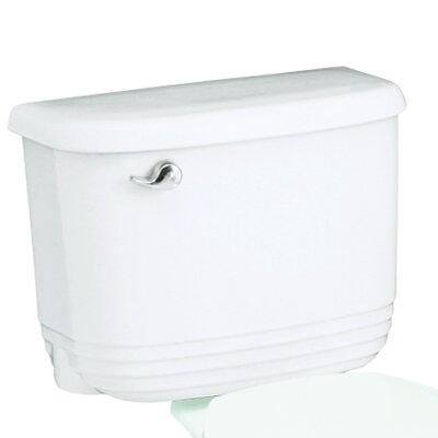 Riverton 1.6 GPF Toilet Tank Finish: White