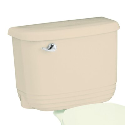 Riverton 1.6 GPF Toilet Tank Finish: Almond