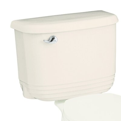 Riverton 1.6 GPF Toilet Tank Finish: Biscuit