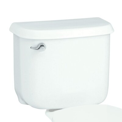 Windham 1.6 GPF Toilet Tank Finish: White