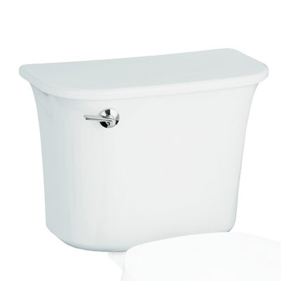 Stinson 1.6 GPF Toilet Tank Finish: White
