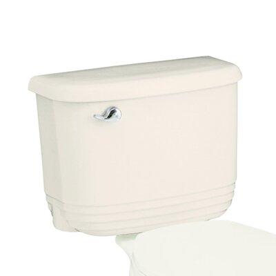 Riverton 1.6 GPF Toilet Tank Finish: Biscuit