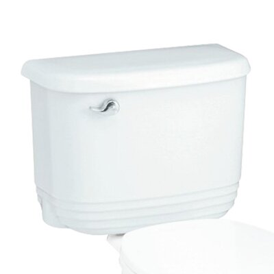 Riverton 1.28 GPF Toilet Tank Finish: White