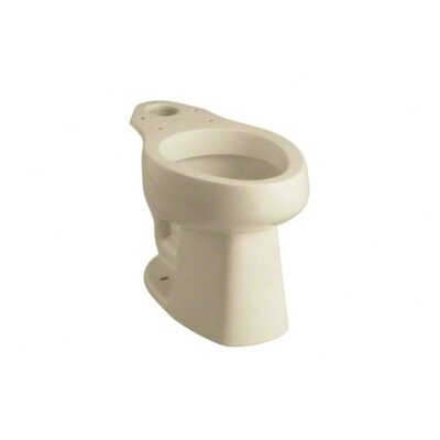 Windham 1.6 GPF Elongated Toilet Bowl Only Finish: Almond