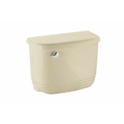 Riverton 1.28 GPF Toilet Tank Finish: Almond