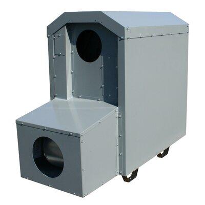 USSC Outdoor Furnace Single Blower