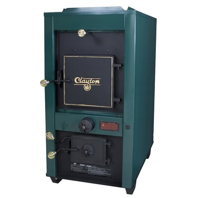 US stove Clayton Wood/Coal Furnace with Draft Kit