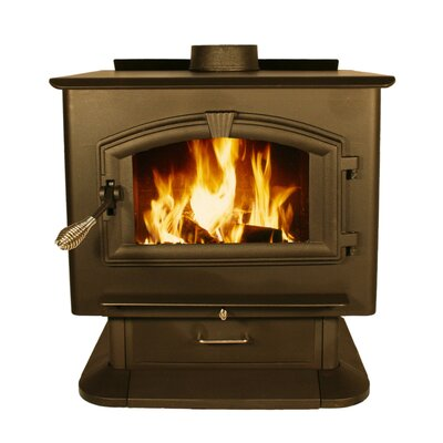 Mobile Home Approved Wood Stove Heater with Blower