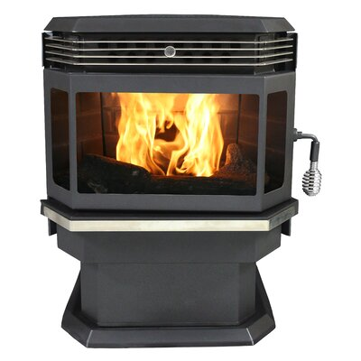 Bay Front Pellet Stove
