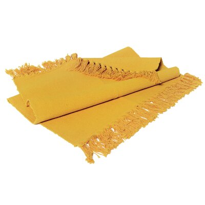 Jana Yellow Area Rug