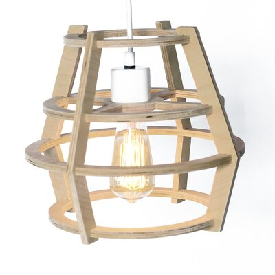 11 Novelty Lamp Shade Finish: Natural