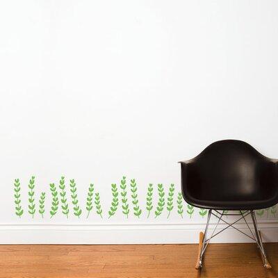 Spot Gitte Wall Decal Color: Green s3305R63