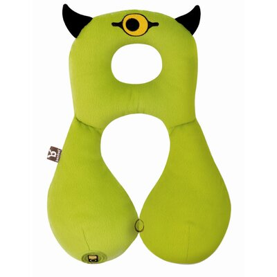 Ben Bat Travel Friends Cyclops Headrest in Green at Sears.com