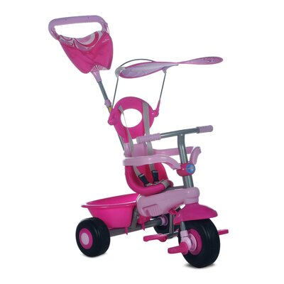 Smart Trike Smart Fresh 3-in-1 Tricycle - Color: Pink/Dark Pink at Sears.com