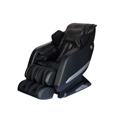 Repose Faux Leather Reclining Zero-Gravity Massage Chair at Sears.com
