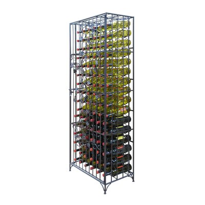 90 Bottle Floor Wine Cabinet