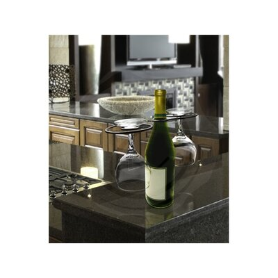 Swirl 1 Bottle Tabletop Wine Rack