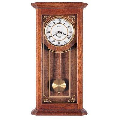 bulova wall clock operating instructions