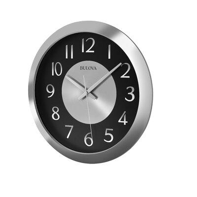 "Oversized Music Streamer 16"" Wall Clock C4837"