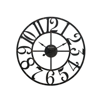 Gabriel Oversized 45 Wall Clock