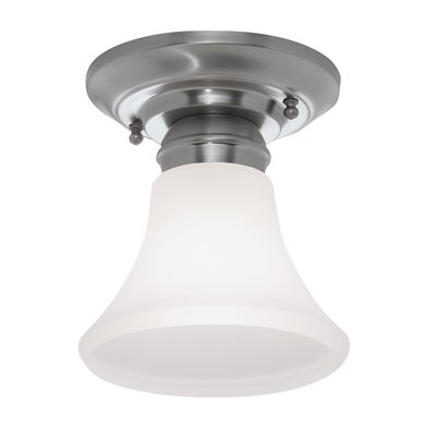 Mercer 1-Light Semi Flush Mount