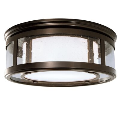 Turnberry 2-Light Flush Mount
