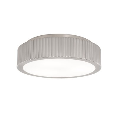 Roseau 3-Light Flush Mount
