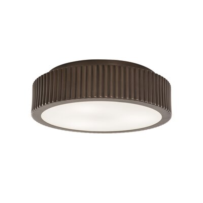Roseau 2-Light Flush Mount