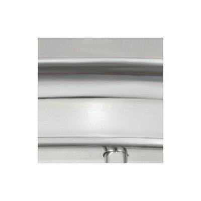 Bradford 1-Light Semi Flush Mount Finish: Polished Nickel