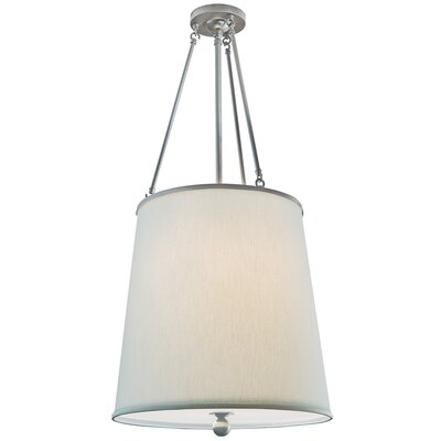 Ashton 3 Light Mini Pendant Finish: Brush Nickel