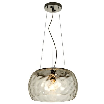 Caston 1 Light Globe Pendant