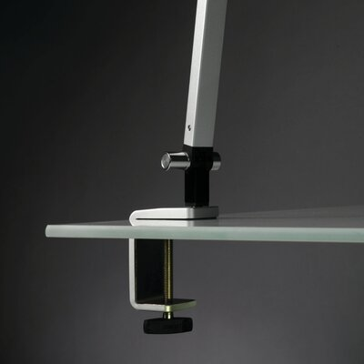 Z-Bar Desk Clamp Finish: Silver