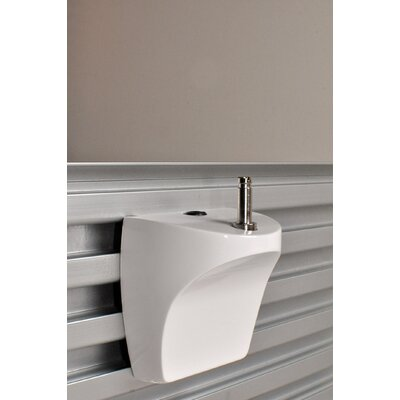 Z-Bar Slatwall Mount Finish: White