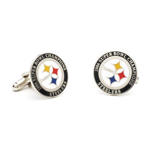 Cufflinks Inc NFL Cufflinks New England Patriots Vintage Logo PD Vpat