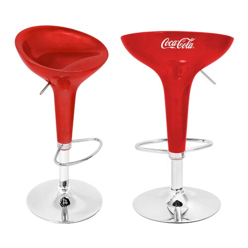 Lumisource Coca Cola 174 Scooper Bar Stool Ebay