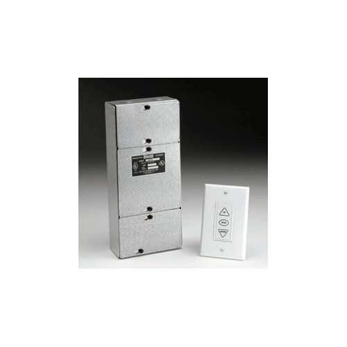 Low Voltage Control Switch : Da lite extra three button low voltage control switch ebay