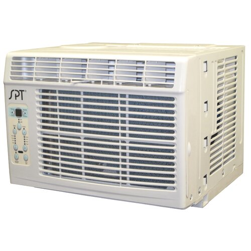 SPT 6,000 BTU Energy Star Window Air Conditioner with Remote