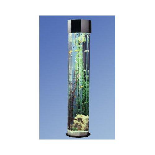 Midwest Tropical Fountain Aqua 55 Gallon Tower Octagon