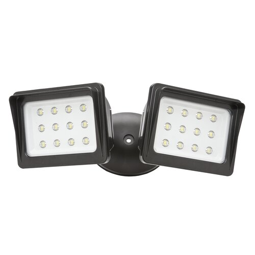 mr beams battery powered motion sensing led outdoor security